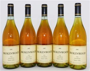 Brokenwood `ILR Reserve` Semillon 1997 (