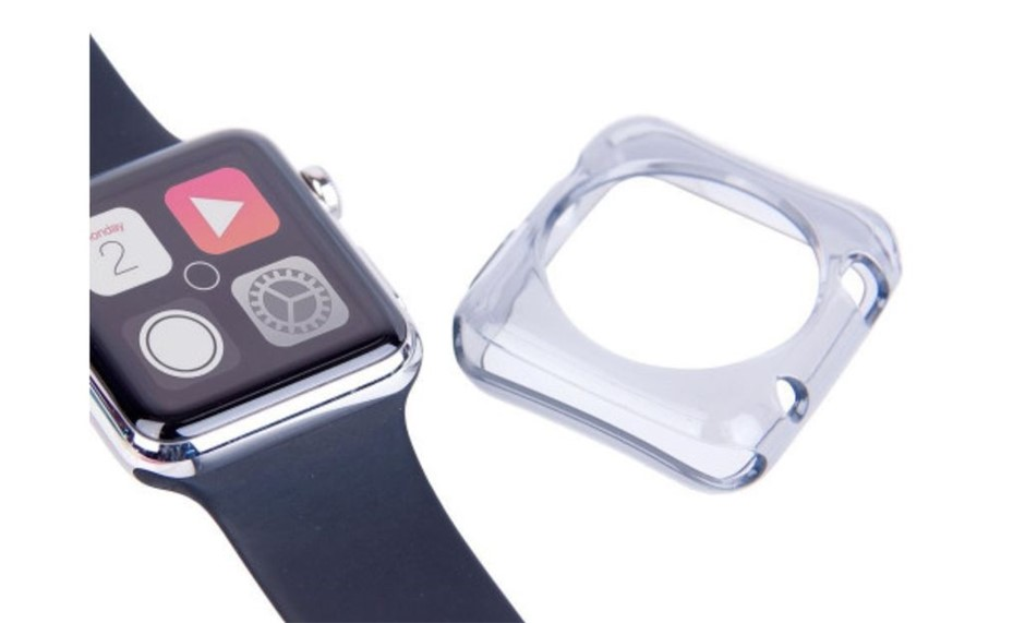 (10 Pack) Laser 42mm Apple Watch Bumper Cases & Glass Protectors