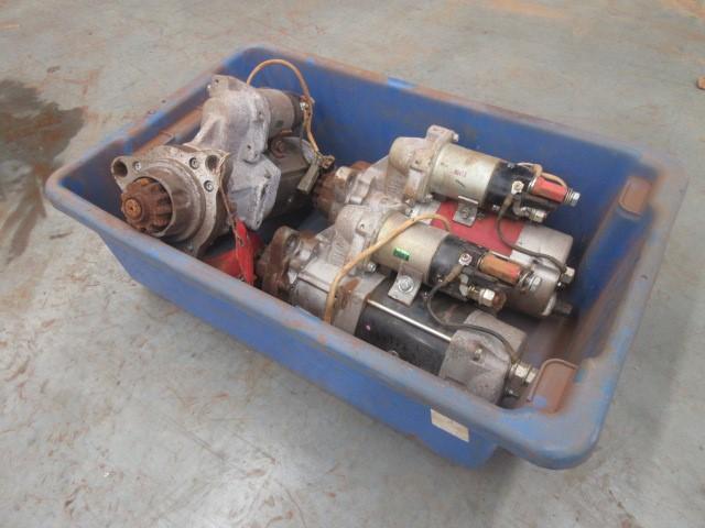 Various Starter Motors