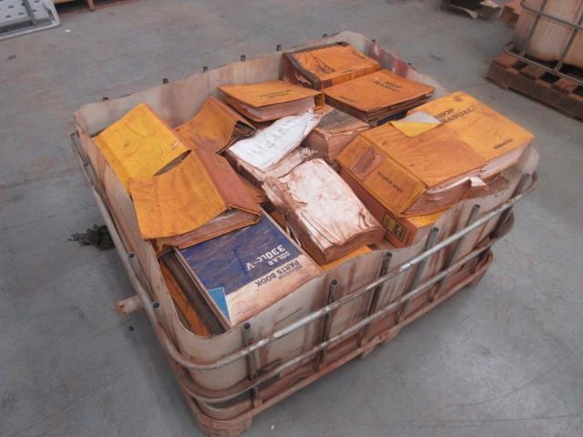 Various Komatsu Manuals
