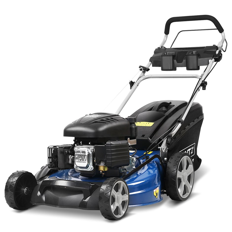 Giantz Lawn Mower Self Propelled 22 220cc 4 Stroke Petrol Mower