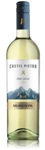 Castel Pietra Pinot Grigio 2017 (6 x 750