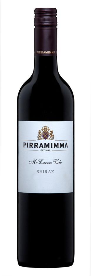 Pirramimma White label Shiraz 2014 (6 x 750mL), McLaren Vale, SA