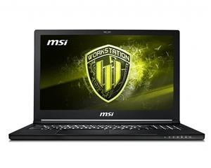 MSI WS63 8SJ-012AU 15.6-inch Full HD Mob