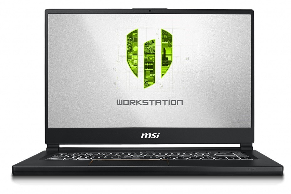 MSI WS65 8SK-469AU 15.6-inch Full HD Mobile Workstation Notebook, Black