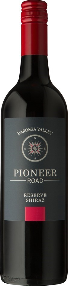 Pioneer Road Reserve Shiraz 2015 (6 x 750mL) Barossa Valley, SA