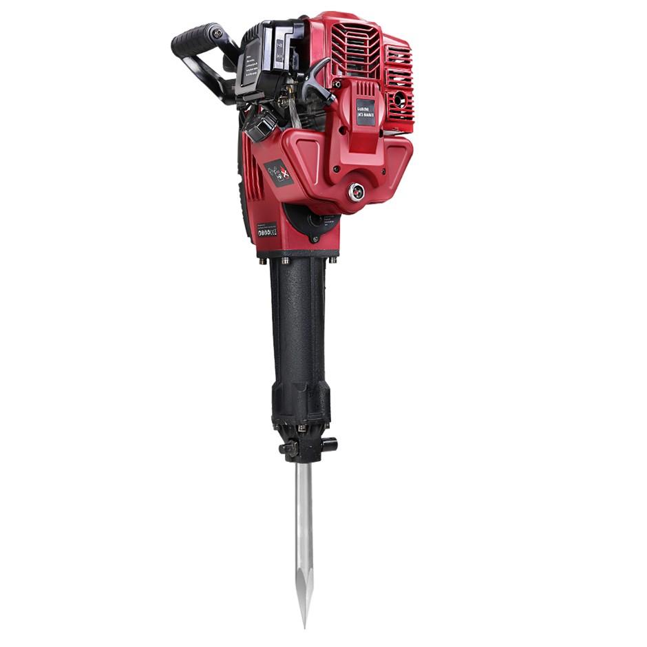 GIANTZ 52CC Petrol Jack Hammer Demolition Breaker Jackhammer Chisel