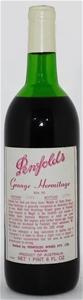 Penfolds `Bin 95` Grange Hermitage 1969