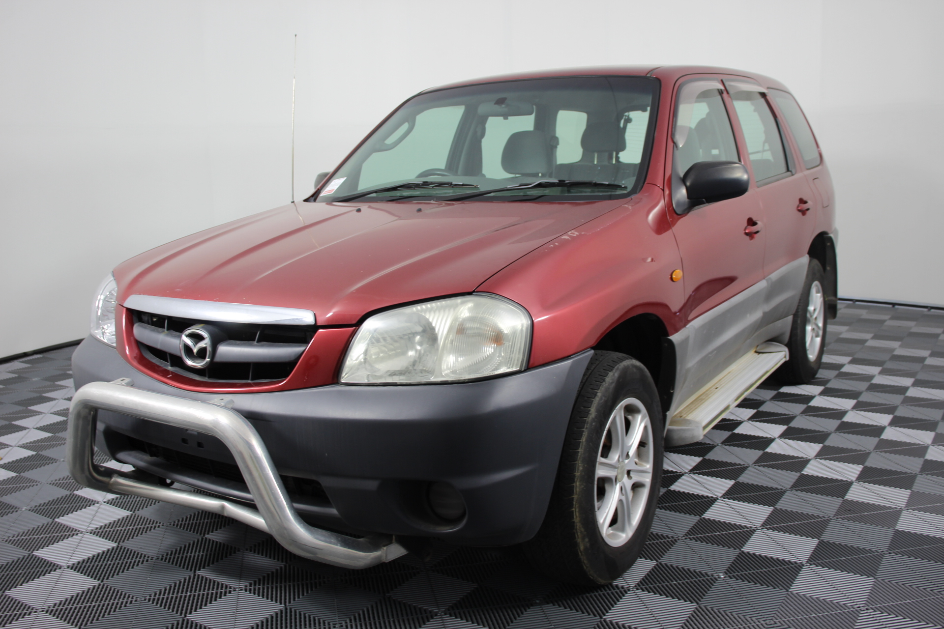 2002 Mazda Tribute Limited Traveller Automatic Wagon