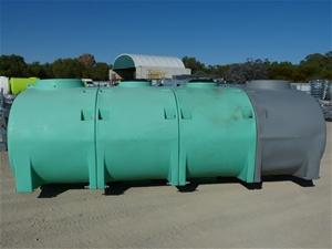 InterLoc™ Modular Tank 10000L