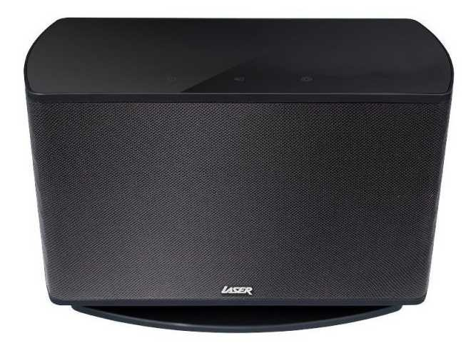 Laser Wireless WiFi WFQ30 Multi Room Speaker/Qualcomm/Spotify - BRAND NEW