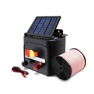 Giantz 5km 0.15J Solar Electric Fence En