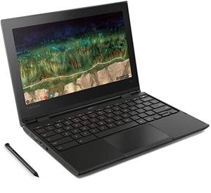 Lenovo 500e 11.6-inch Chromebook, Black