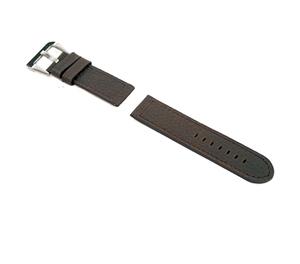Dark Brown Genuine Leather Strap 26/26 w