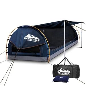 WEISSHORN King Single Camping Swag Mattr