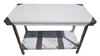 BRAND NEW 2 TIER BENCH NEVER USED  <li>ASSEMBLY REQUIRED <li>LOCATED: Gat