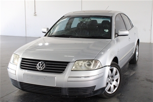 2002 Volkswagen Passat 2.8 V6 Automatic