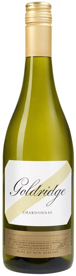 Goldridge Reserve Chardonnay 2016 (12 x 750mL) NZ