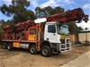 Boart Longyear KWL700 High Capacity RC Drill Rig Mounted on Mercedes Actros