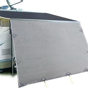 Weisshorn Caravan Roll Out Awning 4 x 1.