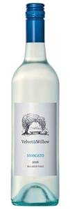 Velvet & Willow Moscato 2016 (12 x 750mL