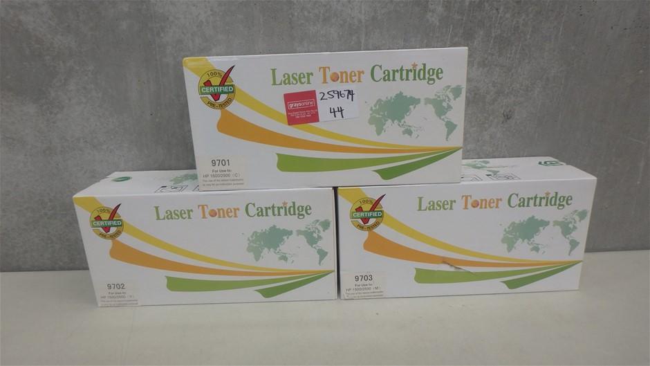 HP Laser Toner Cartridge