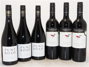 Pack of Assorted Red Wine (6x 750ml)