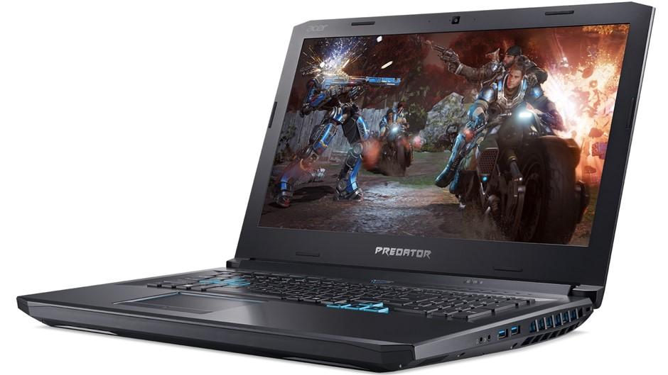 Acer Predator Helios 500 PH517 17.3/i7-8750H/16GB/256GB SSD+1TB HDD/GTX1070