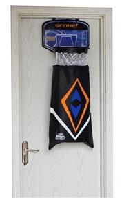 Hamper Basketball Laundry Hoop Hanging C