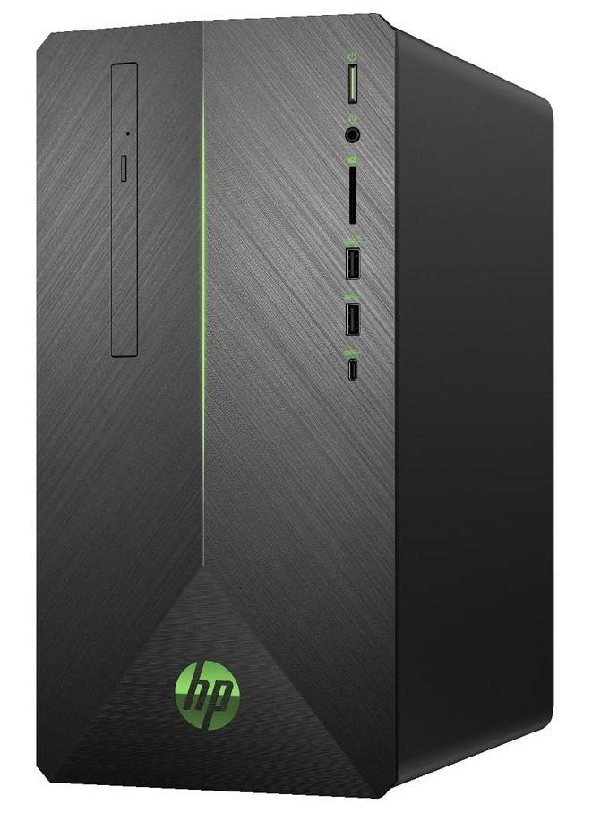 HP Pavilion 690-0027a PC/AMD Ryzen 5 2600/16GB/128GB+2TB/8GB AMD Rad RX 580