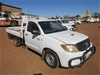 2010 Toyota Hilux SR RWD Manual - 5 Speed Ute