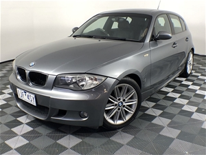2009 BMW 1 18i E87 Automatic Hatchback