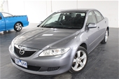 Unreserved 2005 Mazda 6 Limited GG Automatic