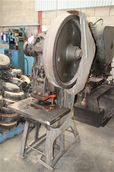Inclined Press, Welding Machines & More