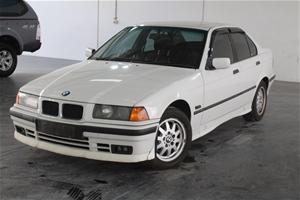 1996 BMW 3 18i E36 Manual Sedan
