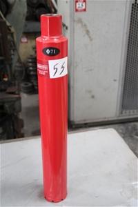 71mm Dia Masonry Core Drill