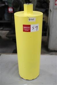 165mm Dia Masonry Core Drill