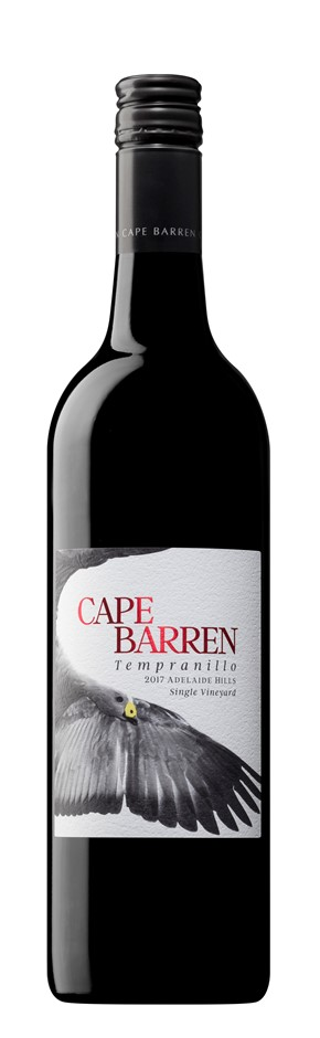 Cape Barren Single Vineyard Tempranillo 2017 (12 x 750mL), Adelaide Hills.