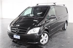 2011 Mercedes Benz Vito 122 CDI LWB Turb