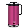 Cordless 1.8L Electric Kettle with Smart Keep Warm Function Rose