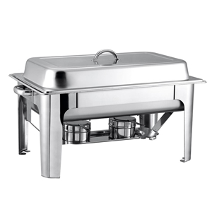 SOGA 9L Stainless Steel Chafing Catering