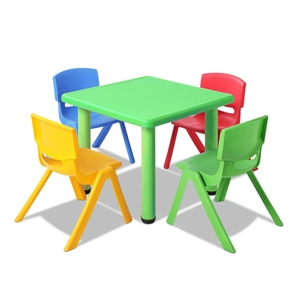 Keezi Kids Table and Chair Set Children