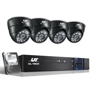 1080P CCTV Security Camera HDMI 8CH DVR