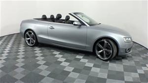 2011 Audi A5 2.0 TFSI 8T CVT Convertible