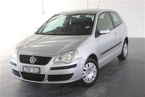 2005 Volkswagen Polo Club 9N Automatic H