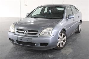 2005 Holden Vectra CDX ZC Automatic Hatc