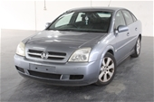 Unreserved 2005 Holden Vectra CDX ZC Automatic Hatchback