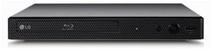LG BP250 Blu-Ray Player (Black)