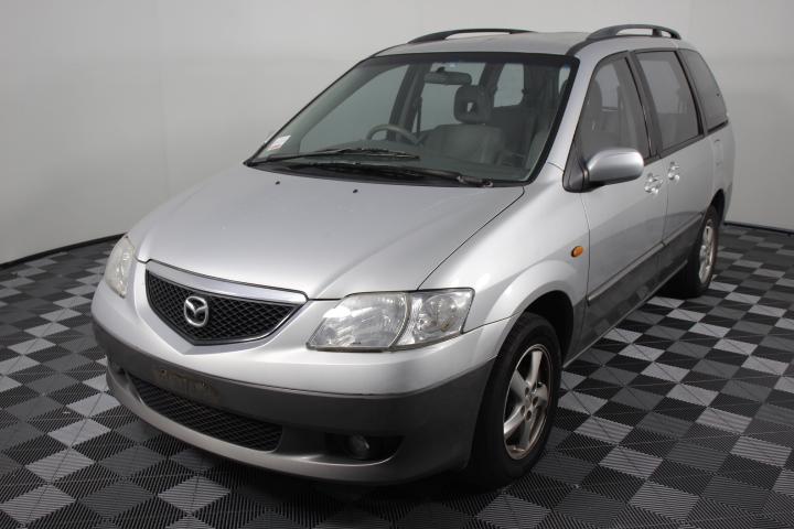 2002 Mazda MPV LWA2 Automatic 7 Seats People Mover