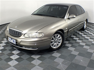 2000 Holden Statesman Supercharged V6 WH
